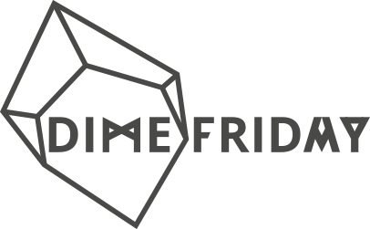 Dime Friday Small Logo