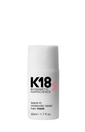 K18 Biomimetic Hairscience leave-in hair mask