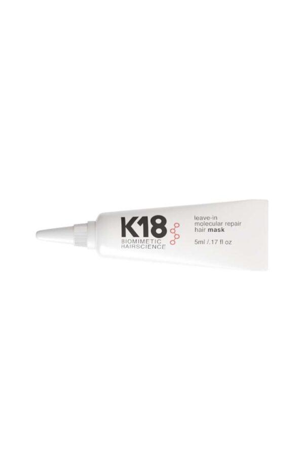 K18 Biomimetic Hairscience leave-in hair mask 5ml